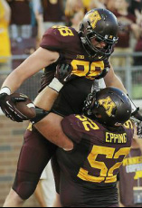 2014 Minnesota Football preview 2014